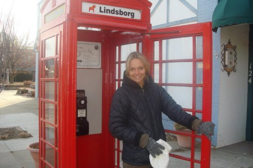 Anna phonebooth